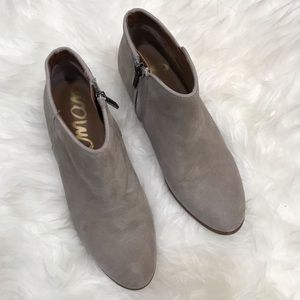 Sam Edelman Shoes - Sam Edelman Petty Chelsea Ankle Boot Suede Leather